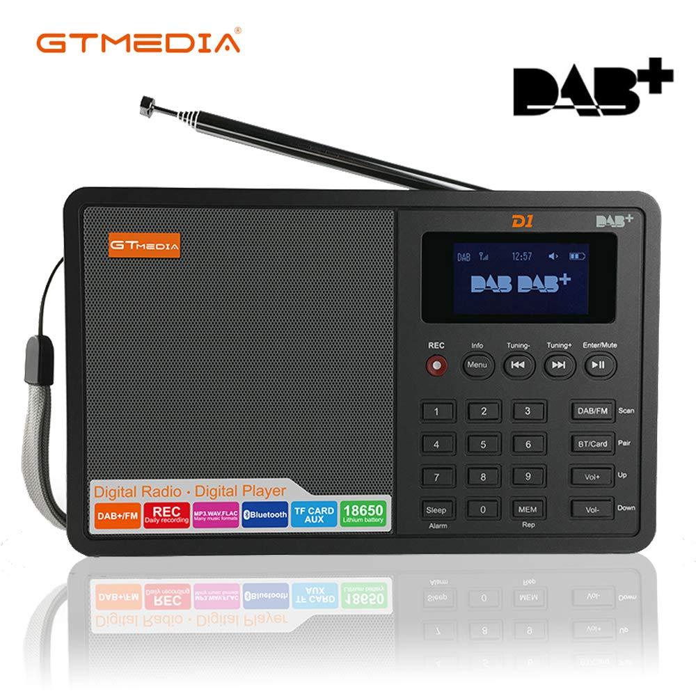 Tragbare Fm Radio Stereo Lautsprecher Musik-player Unterstützung Micro Sd Tf Usb-festplatte Aux Lcd Audio Lautsprecher Fm Radios Tragbares Audio & Video