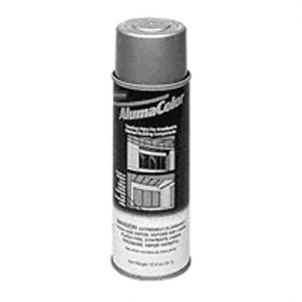 Crl Architectural Black Alumacolor Metal Extrusion Touch Up Paint For Coated Aluminum