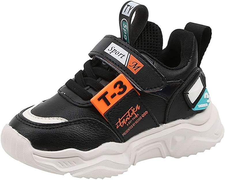 Kisd Shoes Boys Sports Shoes Trainers Sneakers Outdoor Easy Walking Breathable