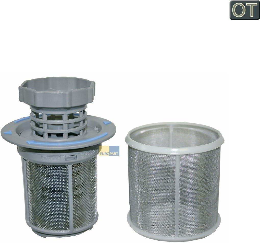Genuine NEFF Lavavajillas Malla Micro Filtro–dos parte 427903–Microfiltre/Filtre central D 'Origine, Bosch, Siemens, Neff, Gaggenau 427903