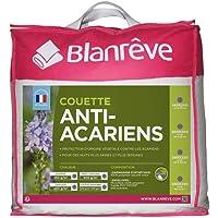 Blanrêve - Couettes légères à très chaudes - anti acariens - à base d'huiles essentielles