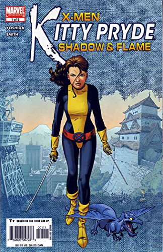 X-Men: Kitty Pryde-Shadow & Flame #1 VF/NM ; Marvel comic book