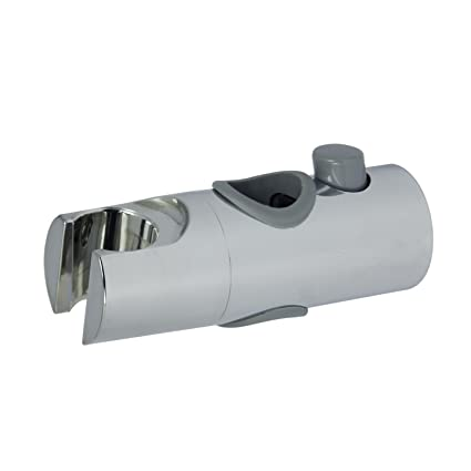 Triton Showers RERRHH22CHR Riser Rail Handset Holder-22mm-Chrome, Chrome,  22mm