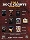 Rock Charts Guitar 2011, Alfred Publishing Staff, 0739077309