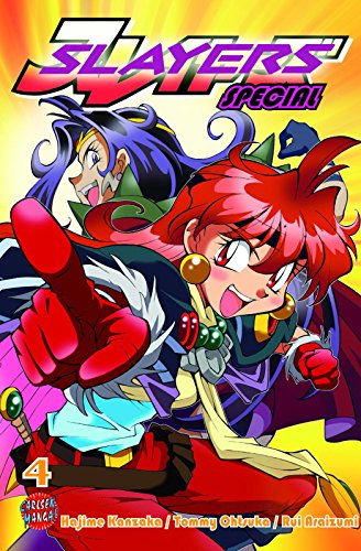 Slayers Special 04