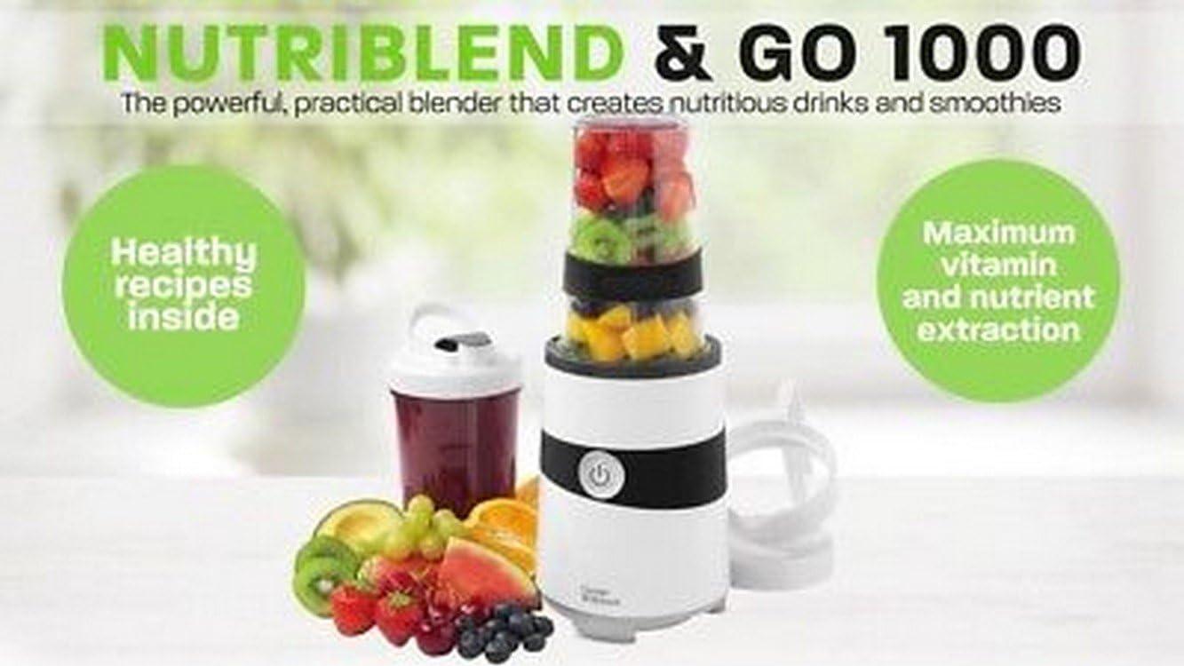 : Maschine Nutri Standmixer pro Smoothies Nutrition