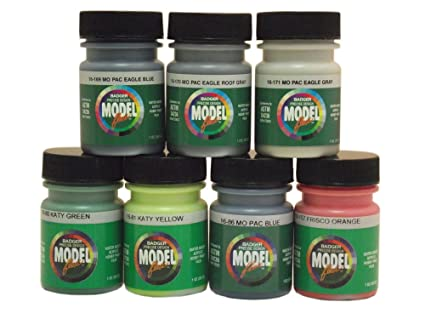 Amazon com: Badger Modelflex Airbrush Paint-Midwest
