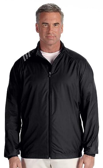 adidas 3 strisce piena tasca maglie interiore ripstop giacca su amazon
