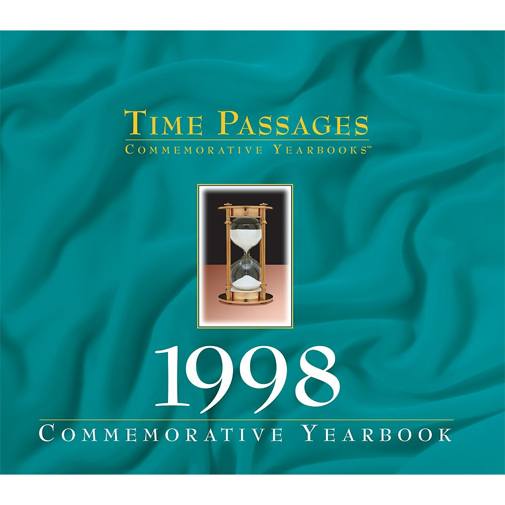 Year 1998 Time Passages Commemorative Year In Review - Gift Of Memories by Time Passages