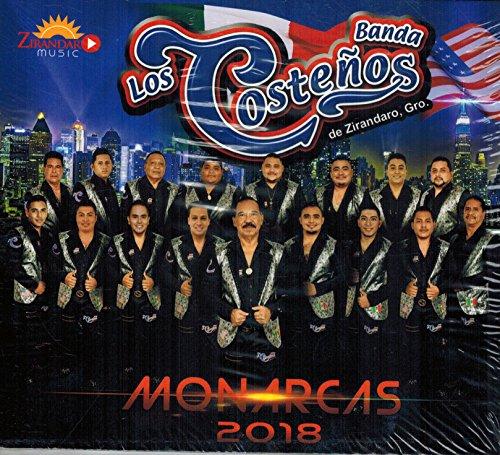 Price comparison product image Banda Los Costenos (Monarcas 2018) Morena-9242