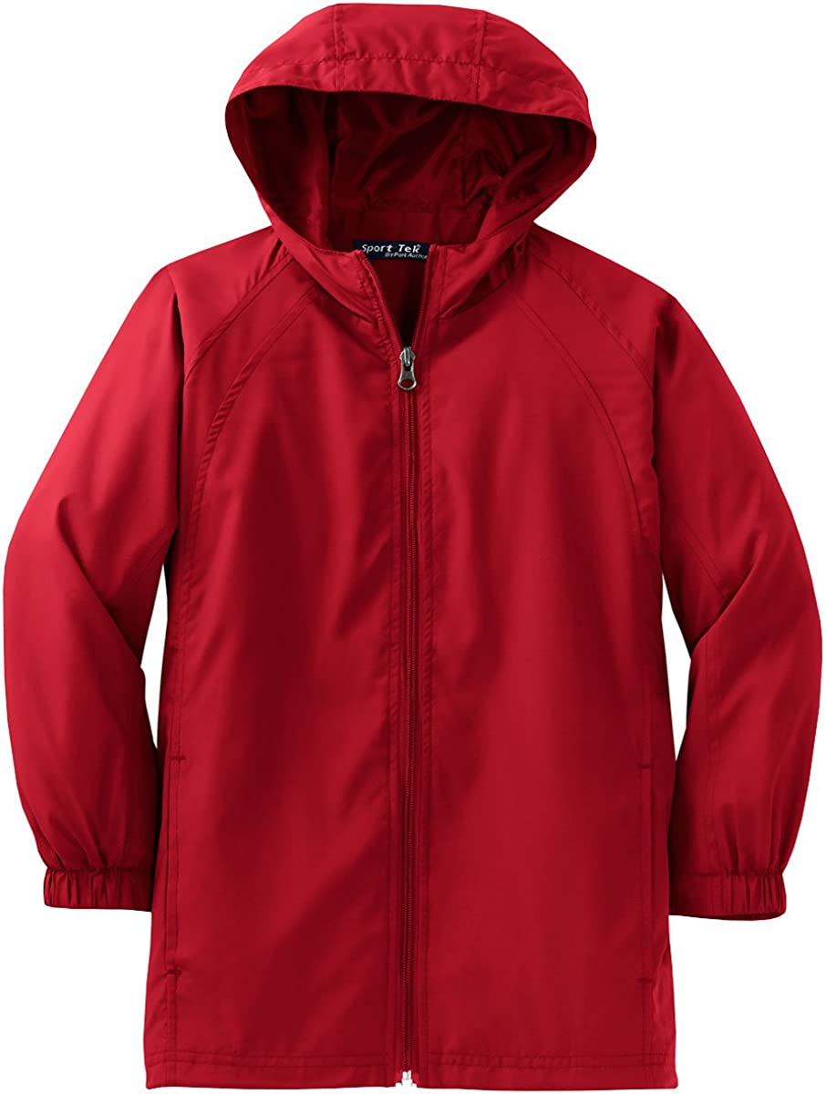 Amazon Com Sport Tek Youth Hooded Raglan Jacket Xl True Red Clothing Most recent available data is from 2006, but many. amazon com