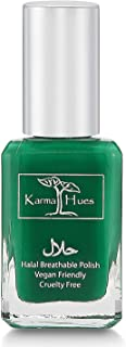 product image for Karma Halal Certified Nail Polish- Truly Breathable Cruelty Free and Vegan - Oxygen Permeable Wudu Friendly Nail Enamel (NABILA)
