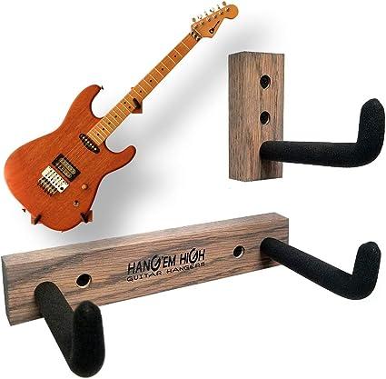 Gancho de pared para guitarra eléctrica y de cuerpo delgado ...