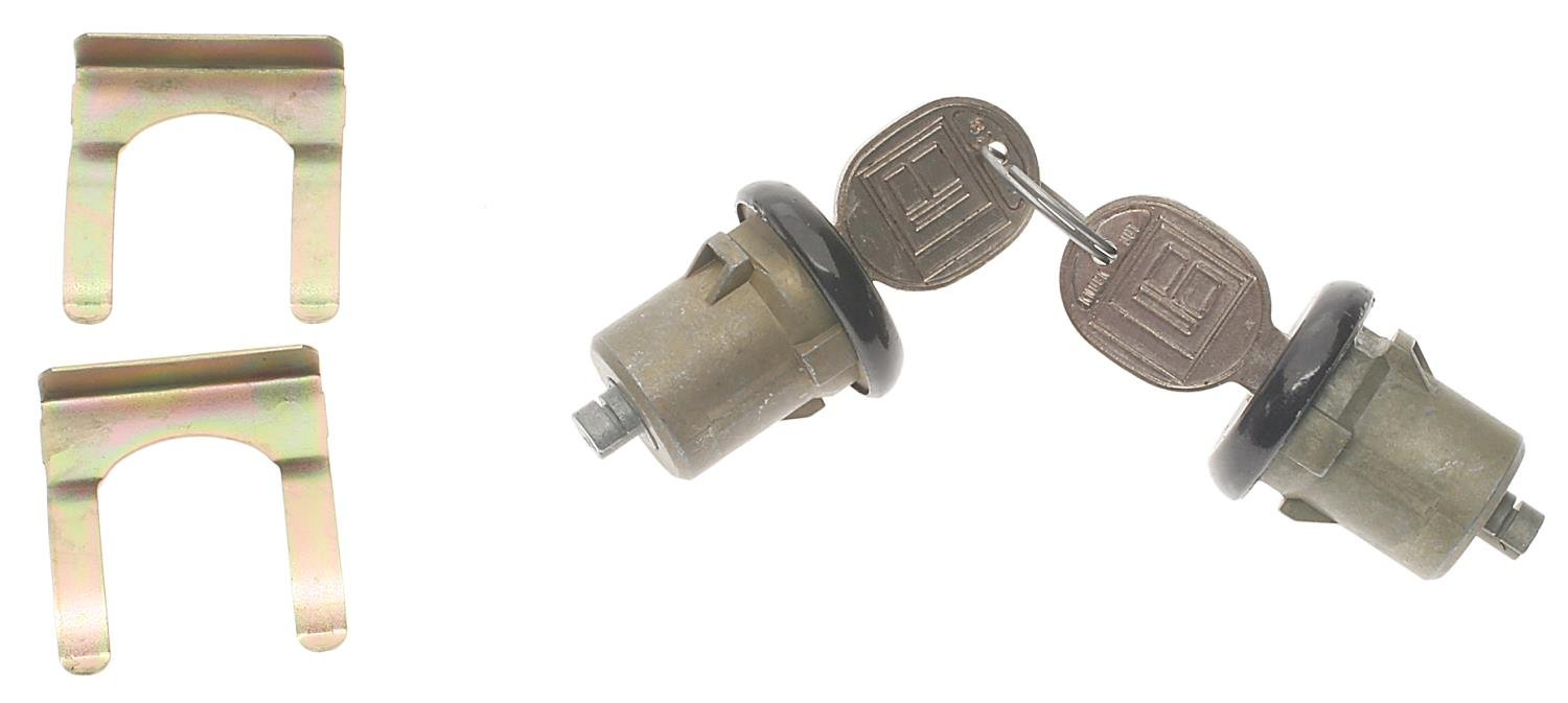 ACDelco D571A Professional Door Lock Cylinder with Key