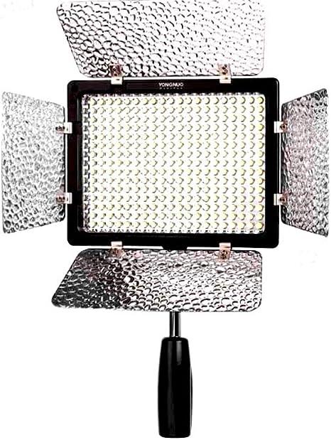 Yongnuo YN-300 II - Luz LED de video Hot Shoe para cámaras ...