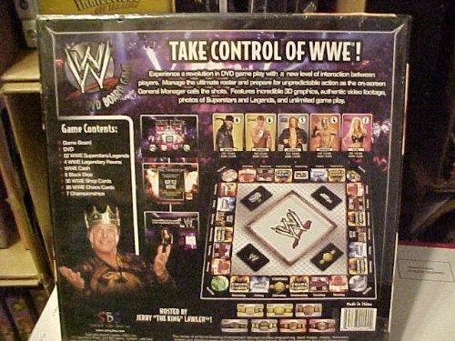 WWE 3rd Edition DVD Board Game