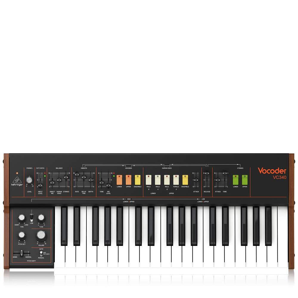 Behringer Synthesizer Software (VOCODER VC340) by Behringer