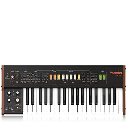 Amazon com: Behringer Synthesizer Software (VOCODER VC340): Musical