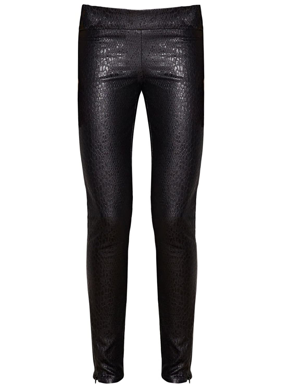 Hoss Intropia Women's Skinny Animal Print Trousers