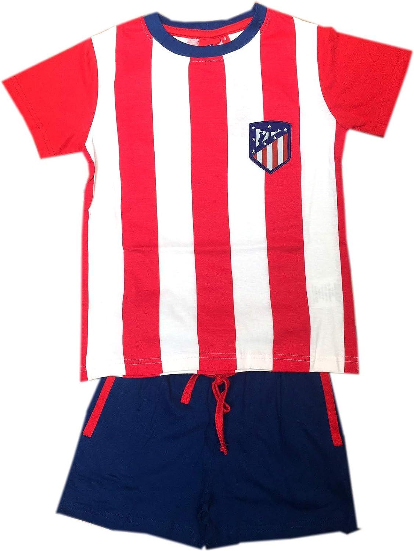 Pijama Atl/ético de Madrid ni/ño Verano
