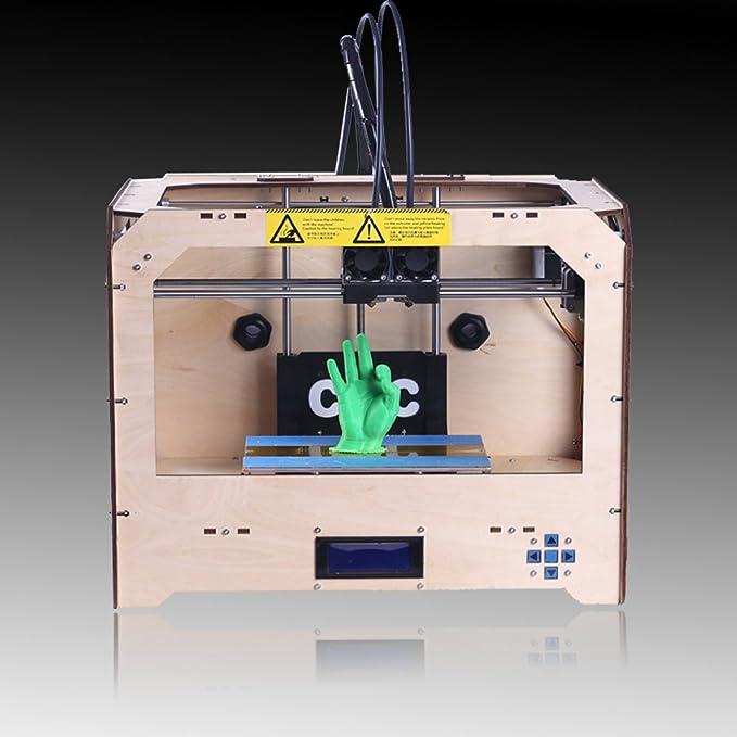 Impresora 3d Dual de boquilla Reprap Impresora 3d Termostato ...