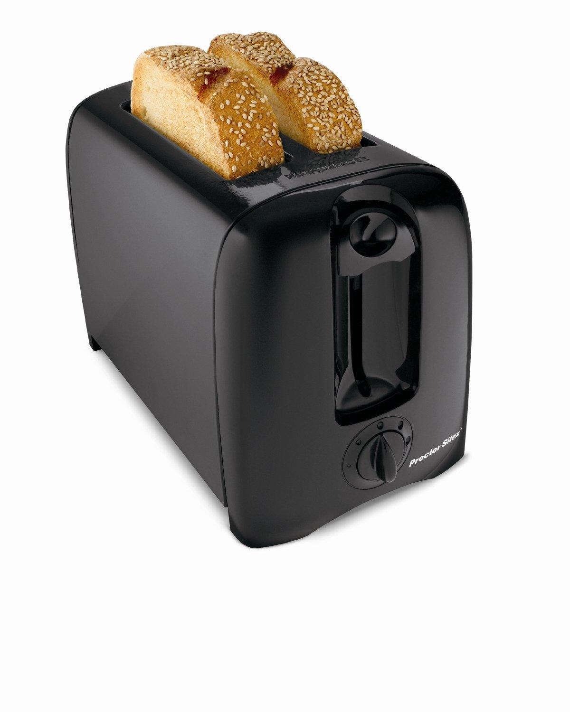 Proctor-Silex 22607Y 2 Slice Conventional Toaster