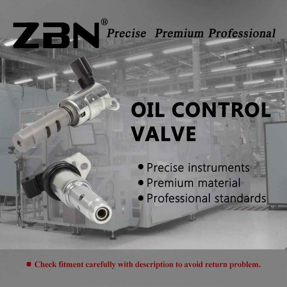 OEM Quality Variable Valve Timing Solenoid Oil Control VVT Valve Fit 24355-26710 For Hyundai Accent Kia Rio Rio5 1.6L 2006 2007 2008 2009 ZBN