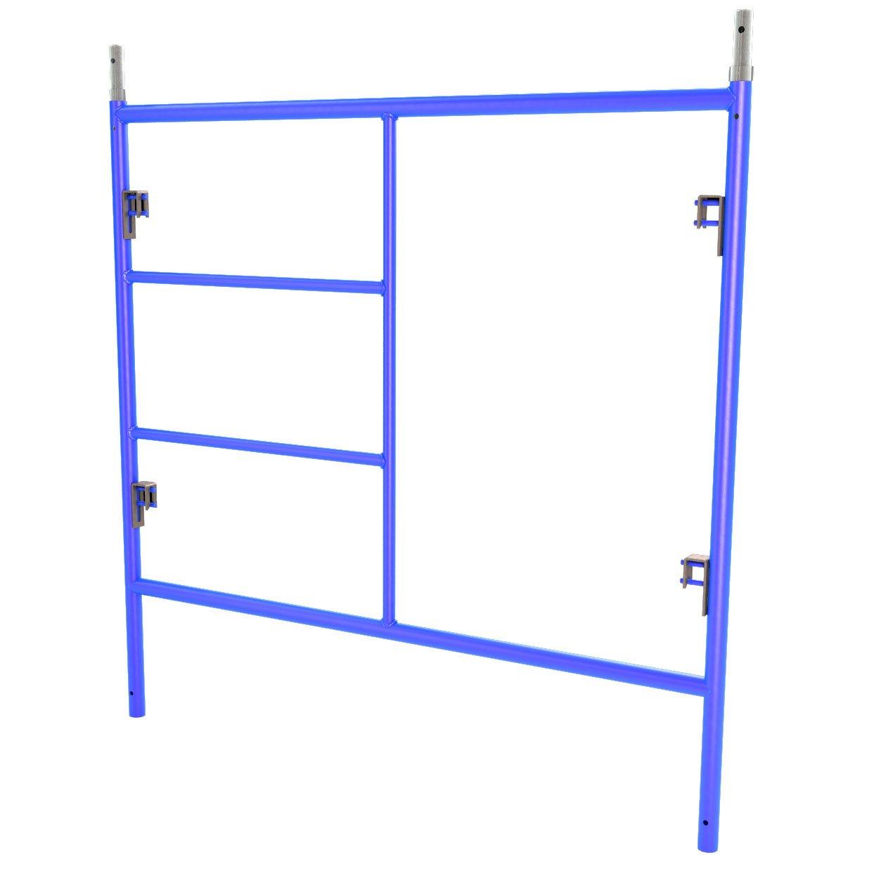 Bon 14-202 Step Type Scaffold End Frame, 5-Feet High, 5-Feet Wide, Made in USA