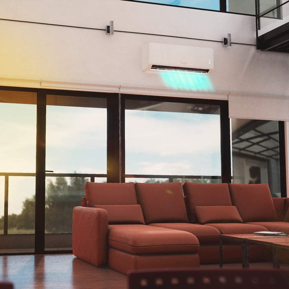 Los aparatos de aire acondicionado más vendidos en Internet