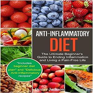 Anti-Inflammatory Diet Audiobook
