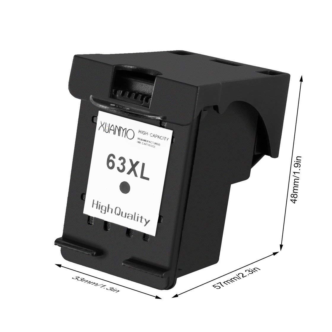 High Yield Replacement Ink Cartridge Inkjet Printer ...