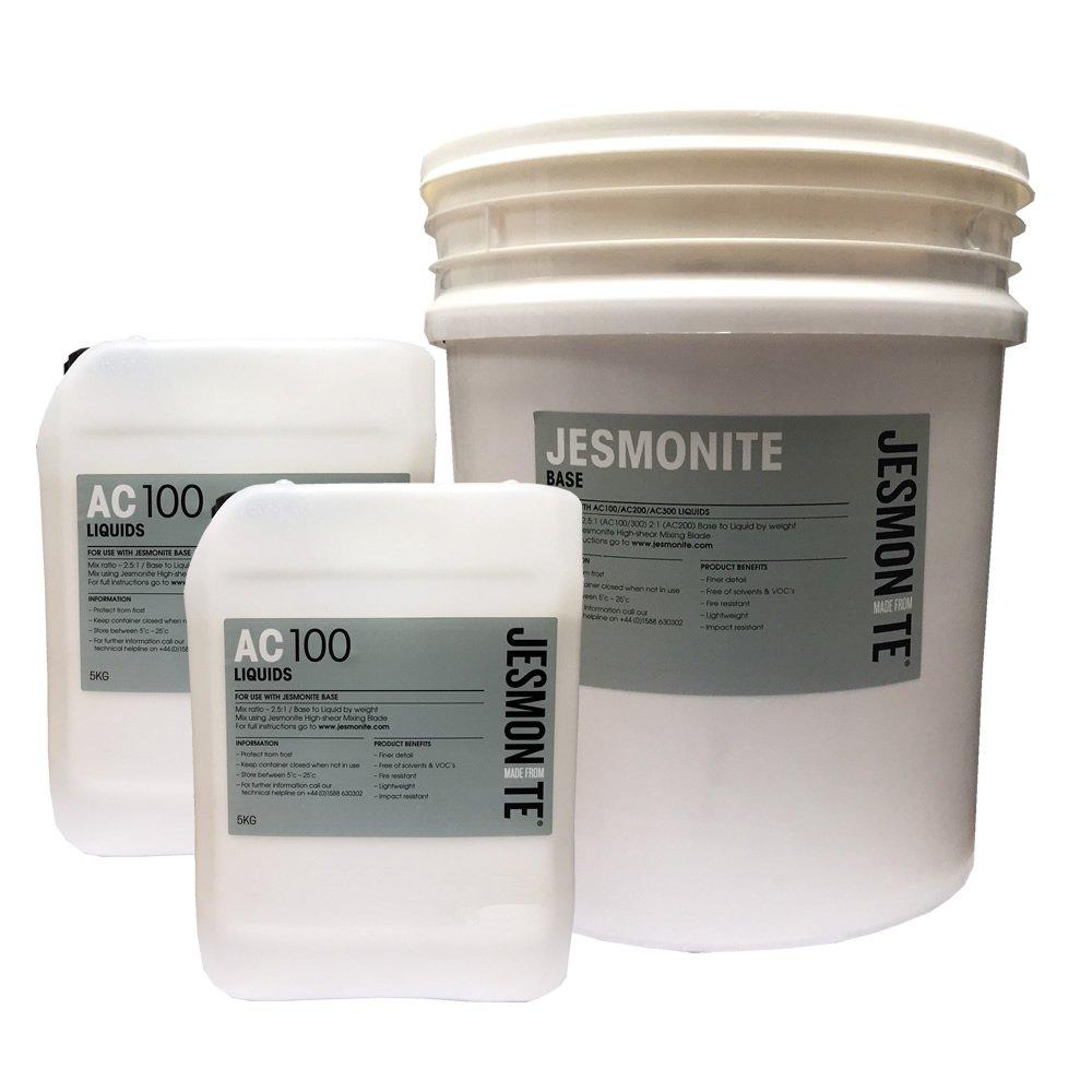Jesmonite AC100 Water Based Casting Resin 35kg Kit