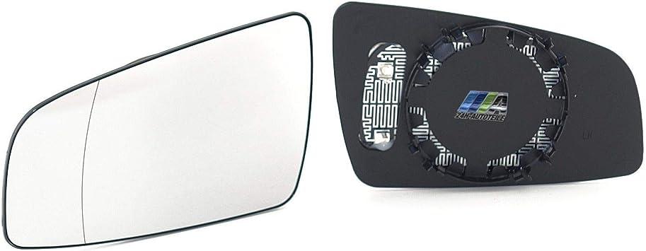 Atbreuer 3136 Spiegelglas Außenspiegel Links Beheizbar Asphärisch Auto