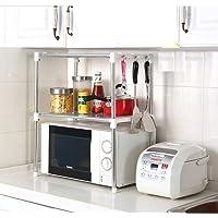 Estante del estante del horno de microondas del