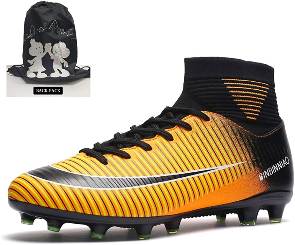 CR Indoor Cleats Big Boys Size Ankle