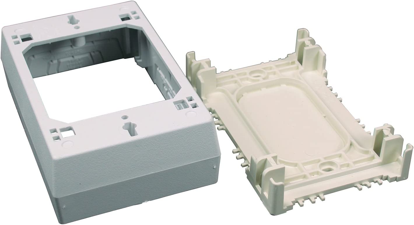Wiremold NMW2-D Raceway Outlet Box