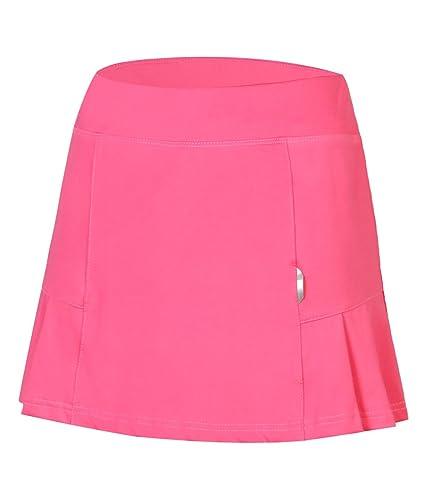 RunAlp Mujeres Faldas Deportivas de Tenis Skort con Faldas ...