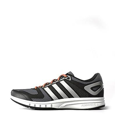 Adidas Running Herren Galaxy M Greysilvmtcblack, Größe