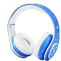 Headphone Bluetooth 3.0 Entrada SD CARD e P2 Rosa KP-368 KP-368 KNUP