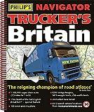 Philip's Navigator Trucker's Britain: Spiral (Philips Road Atlas)