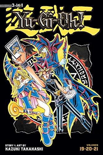 19-21: Yu-Gi-Oh! (3-in-1 Edition), Vol. 7: Includes Vols. 19, 20 & 21 [Kazuki Takahashi] (Tapa Blanda)