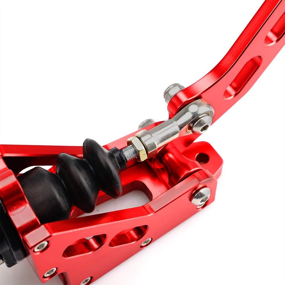 DONXIANFENG Rennwagen-Aluminium Hydraulische Drift Handbremse Racing Parken Handbremshebel-Gang mit Locking /Öltank Color : Blue