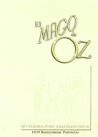 El Mago De Oz -70 Aniversario Edición Limitada [DVD]: Amazon ...