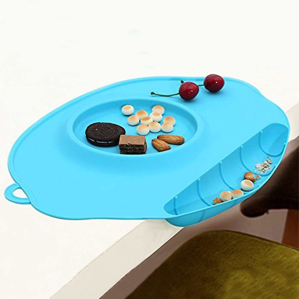 Dependable Baby Weaning Plate Feeding