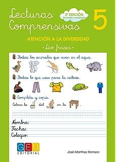 Lecturas comprensivas 5 - Leo Frases