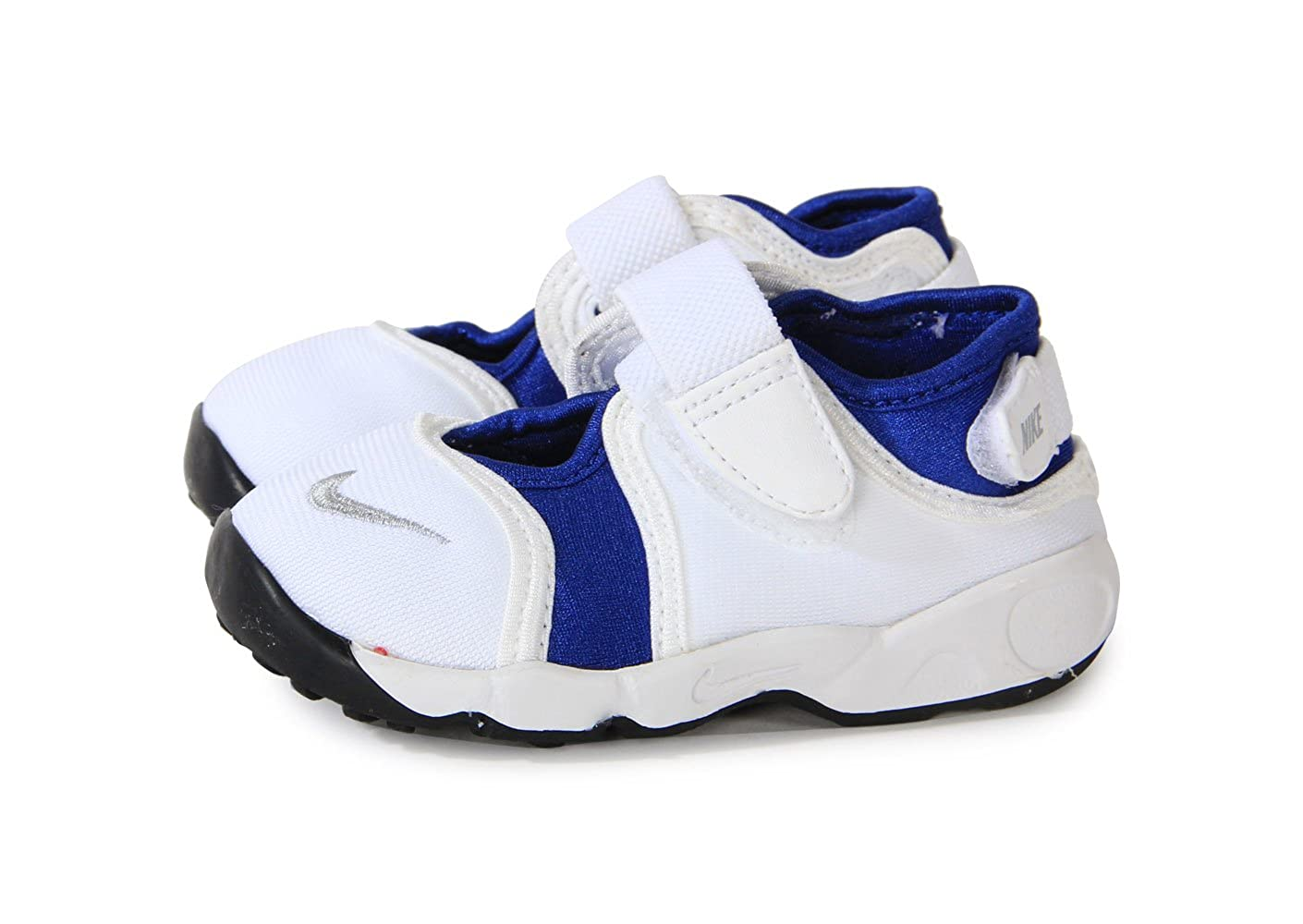 sports shoes 90e59 b0899 Nike Rift Infants Toddler Trainers Shoes White Grey Blue (UK-6.5)   Amazon.co.uk  Shoes   Bags