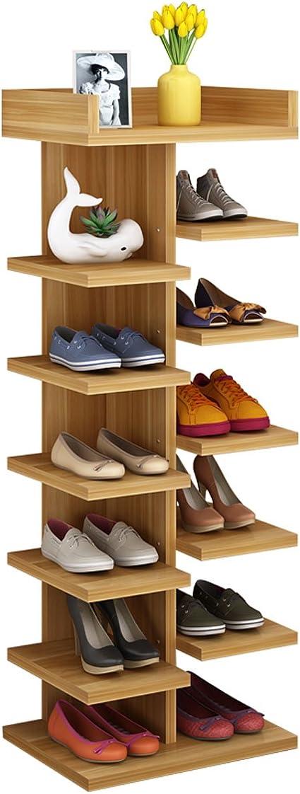 HQQ Estante para zapatos Estante de almacenamiento multicapa ...