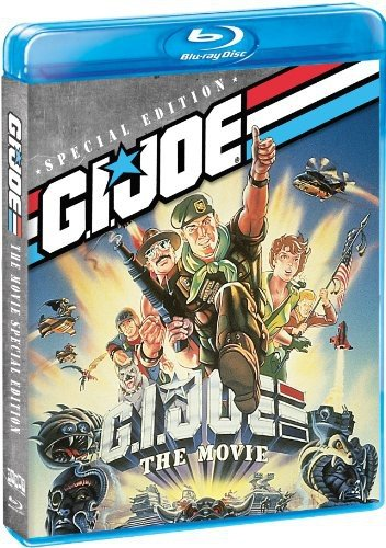 (G.I. Joe: The Movie (Special Edition) [Blu-ray])