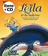 Leïla et la baleine par Jean-Pierre Idatte