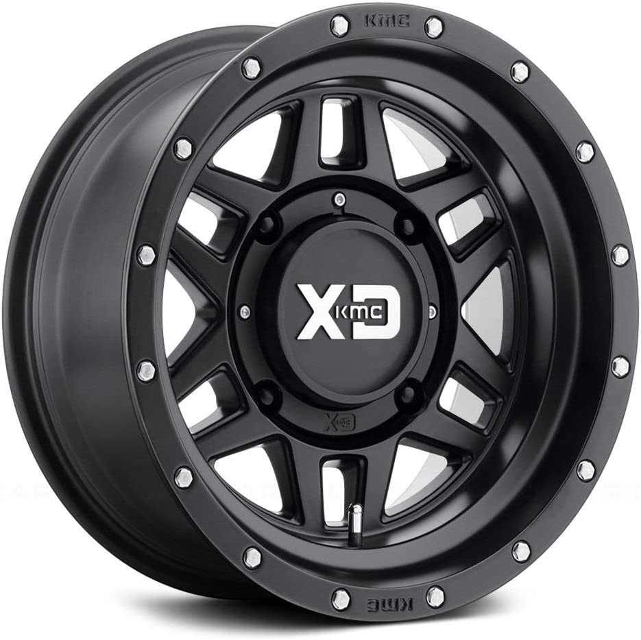 KONIG 57B DEKAGRAM BLACK Wheel with SEMI-Matte 0 x 7.5 inches //4 x 100 mm, 35 mm Offset